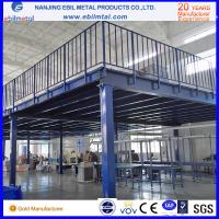 Buy cheap Steel Platform Fully Assembled 2-3 floors with stairs used in warehouse from wholesalers