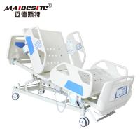 Wholesale I01 Five Functions Luxury Multi-Function ICU Electric Hospital Bed Load Capacity 250KG from china suppliers