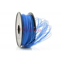 Wholesale Luminous blue 3D printing Filament Materials Spool For 3D Rapid Prototyping from china suppliers