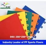 China Indoor Football Court Floor,Indoor Futsal PP Sports floor,Indoor Sports Floor China for sale