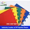Indoor Futsal Court Sport Floor,Modular PP Sports floor,Interlock Sport Tiles for sale