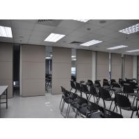 Wholesale Conference Room Sliding Folding Partitions Movable Walls For Art Gallery from china suppliers