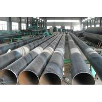 Wholesale SSAW Carbon Steel Welded Pipes API 5L Gr.A, Gr. B, X42, X46, ASTM A53, BS1387 DIN 2440 from china suppliers