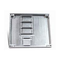 Wholesale CNC Machining Extruded Aluminum Case With Drilling / Milling / Tapping from china suppliers