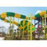 Buy cheap Outdoor Aqua Tornado Funnel Water Slide from wholesalers