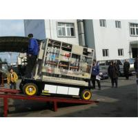 Wholesale 12m Stable Self Propelled Elevating Work Platforms For Aerial Working from china suppliers