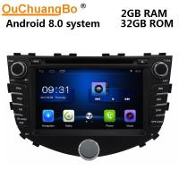 Buy cheap Ouchuangbo car gps nav audio headunit android 8.0 for JAC A30 support USB SWC from wholesalers