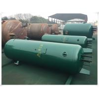 Wholesale 50 - 100 Gallon Vertical Air Compressor Tank Replacement For Chlorine / Propane Storage from china suppliers