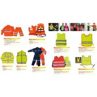 Wholesale REFLECTIVE SAFETY CLOTHING from china suppliers