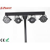 Wholesale 220V 2 * 10W Led Kaleidoscope Light / Wash Effect Professional Disco Dmx Led Par Cans from china suppliers