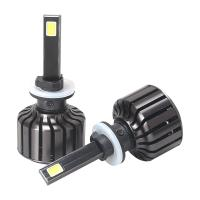 Wholesale Single Beam 30W H1 H3 H7 H11 9005 9006 880 D2S 9012 LED Car Light 10-30V DC LED Headlight IP68 from china suppliers