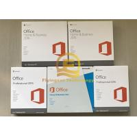 Wholesale Lifetime Warranty Microsoft Office Key Code 32 / 64 Bit DVD / USB 3.1 Data Pack from china suppliers