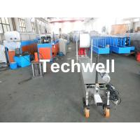 Wholesale Custom Portable Downspout Machine / Mobile Rainspout Forming Machine from china suppliers