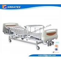 Wholesale ISO Economical Hospital Beds For Home Use Adjustable Dinner Table from china suppliers