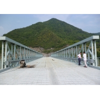 Wholesale Modular Military Delta ASTM Temporary Steel Bridge from china suppliers