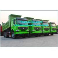 Wholesale Unloading Sinotruk HOWO 6x4 Tipper Truck Heavy Duty Dump Truck 336HP from china suppliers