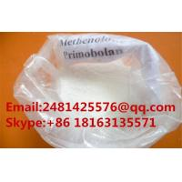 China Safe Anabolic Steroid Articles Methenolone Acetate Powder CAS 434-05-9 on sale