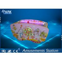 China Coin Operated Video Arcade Game Machine Small Air Hockey Table on sale