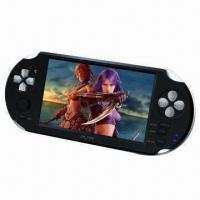 Android Game Player with Boxchip A10 1.2GHz CPU, 512MB DDR3, Dual Camera, Supports 3D Games