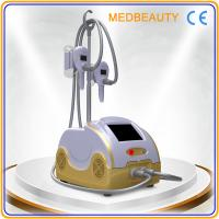 Reduce Cellulite Fat Freeze Cryolipolysis Slimming Machine With Touch Screen RF Cavitation for sale