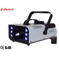 Wholesale 900W 3 In1 RGB LED Fog Machine With Remote Control Thermal Fog Machine    X-026 from china suppliers