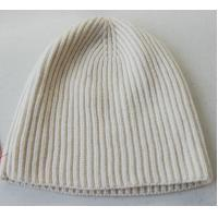 Buy cheap Women Knitted Hat Ribs Knitting Patterns Accessories 2/28 nm Spinning Yarn from wholesalers