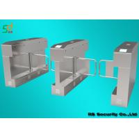 Wholesale Indoor Auto Supermarket Swing Gate Access Control Turnstile AC220V / 110V from china suppliers