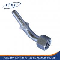 Buy cheap 20591 90 Degree Metric Female 24 Degree Cone O-ring Hydraulic Hose Fittings from wholesalers