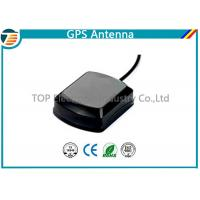 Wholesale SMA / SMB / BNC Connector GPS External Antenna HI Gain For Vehicle System from china suppliers