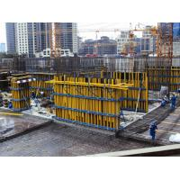 Waterproof Concrete Wall Formwork H20 Timber Beam Formwork For Building , 60KN/m2 for sale