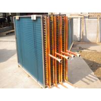 Custom Cooling Coil For Chemical Gas Condensation Commercial and Industrial Referigeration Energy Recovy System