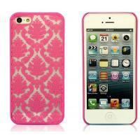China 3D Lace pattern Shell Phone Case Hollow Matte Phone Cases For Apple iphone Samsung on sale