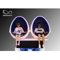 Wholesale VR Gaming Platform Simulator 9D Adventure Extreme Cinemas For Children Playground from china suppliers