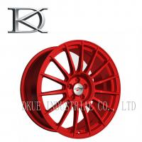 Inch custom wheels rims aluminum pcd