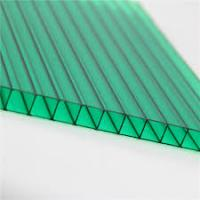 Wholesale Colors 8mm Polycarbonate Hollow Sheet Swimming Pool Cover And Solarium Roofing Panel from china suppliers