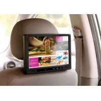 Original Taxi Touch Screen Advertising 10.1 Inch Advertisement Panel With Fuse Protection