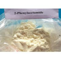 Wholesale High Purity Pharmaceutical Yellow Powder 2-Phenylacetamide CAS 103-81-1 from china suppliers