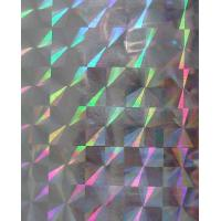 Wholesale Fashion Patterned Window Glass Paper Sheet , Smooth & Elastic Metallic Foil Paper Sheets from china suppliers