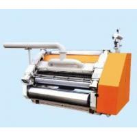 China Vacuum Absorption Single Facer Corrugated Machine 1400m-2200mm Width 80m/min on sale