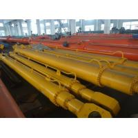 Buy cheap High Performance Telescopic Hydraulic Cylinders Double Acting For Industrial from wholesalers