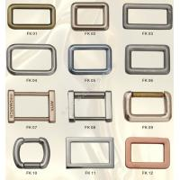 Wholesale Quadrate Buckle Parts & Accesories in Zinc Alloy Die Casting Mould Moulding from china suppliers