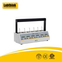 Buy cheap 6 test Stations Adhesion Test Equipment, Tape Holding Power Tester from wholesalers