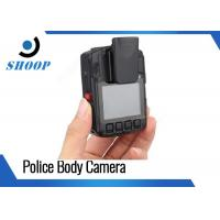 Wholesale Infrared Light Wearable Video Camera Police Built - In GPS 94 * 61  * 31 Mm from china suppliers