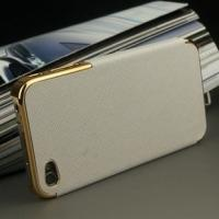 Wholesale Genuine Cow Leather Pouch Case for iPhone 4 4S from china suppliers