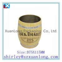 Wholesale Coffee tin box / coffee can from china suppliers