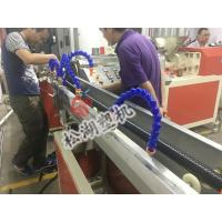 China Gas Pipes Flexible Metal Hose with PVC/ PE Extruder Machine on sale
