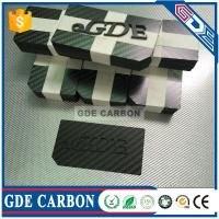 Buy cheap CNC Carbon Fiber for business card from wholesalers