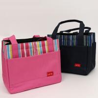 Wholesale Supermarket Ice Cream Cooler Foldable Reusable Grocery Bags Family Type Non Woven Picnic Lunch Bag from china suppliers