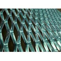 Wholesale Powder Coated Decorative Expanded Metal Mesh 0.3-8mm Wire Dia For Building / Industry from china suppliers