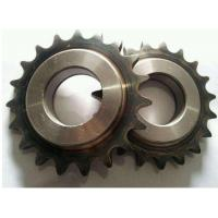 Wholesale Polishing Industrial Chain Drive Sprockets , Stainless Steel Chain Sprockets For Motorcycle from china suppliers